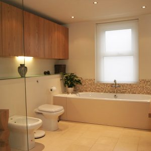 Prince Design London Victorian Extension and Bathroom