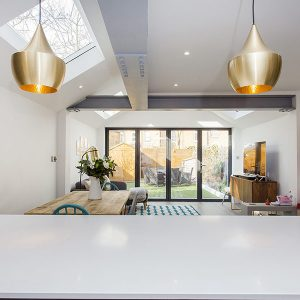 Light Filled Family Home Teddington
